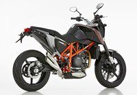 Pot déchappement HURRIC PRO2 KTM DUKE 690 / R  12-15