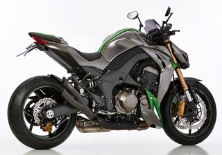 Pot déchappement HURRIC PRO2 BLACK EDTION KAWASAKI Z1000 SX  11-16