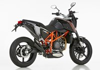 Pot déchappement HURRIC PRO2 BLACK EDTION KTM DUKE 690 /...