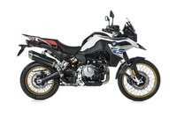 Echappement BOS DUNE FOX CARBON STEEL BMW F750 GS /...