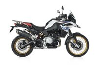 Echappement BOS DUNE FOX BLACK EDITION BMW F750 GS /...