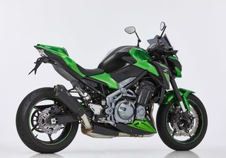 Echappement SHARK DSX-7 BLACK EDITION KAWASAKI Z900 17-19