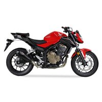 Echappement IXIL RC1 BLACK EDITION HONDA CB500 F PC45  13-15