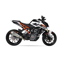 Echappement IXIL RC1 KTM DUKE 125  17-20