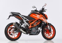 Echappement SHARK SRC4 CARBONE KTM DUKE 125  17-20