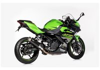 Pot déchappement HURRIC TEC ONE BLACK EDITION KAWASAKI...