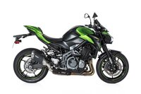 Echappement BOS STREET FOX BLACK EDITION KAWASAKI Z900 17-19