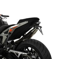 Support de plaque dimmatriculation KTM DUKE 890 / R à...